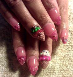 Roni's icecream cones nail - Nail Art Gallery nailartgallery.nailsmag.com by NAILS Magazine nailsmag.com