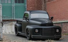 DLEDMV Ford pickup 48 restomod 009