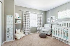 Dicas e ideias para deixar o quarto do bebê com uma decoração moderna - limaonagua