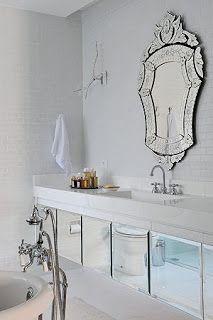 Blog: História dos espelhos Venezianos