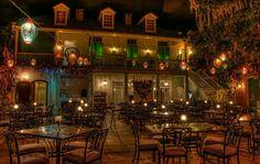 Blue Bayou Restaurant, Disneyland