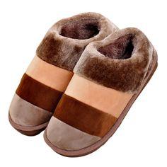 $7.79 (Buy here: https://alitems.com/g/1e8d114494ebda23ff8b16525dc3e8/?i=5&ulp=https%3A%2F%2Fwww.aliexpress.com%2Fitem%2FSoft-Stripe-Men-home-slippers-Home-Floor-Soft-Slippers-Female-Cotton-padded-Shoes-pantufas-men-slippers%2F32777740156.html ) Soft Stripe Men home slippers Home Floor Soft Slippers Female Cotton-padded Shoes pantufas men slippers zapatillas Lucky's for just $7.79