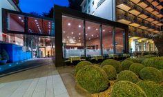 Hotel Seeburg Luzern - Tagungslocation in Luzern Hotels, Switzerland, Brunch, Mansions, House Styles, Places, Home Decor, Mountains, Decoration Home