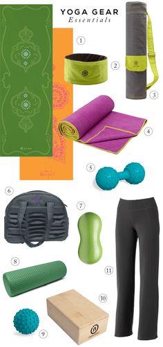 My Favorite Yoga Gear Essentials