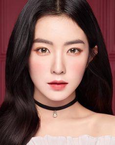 Check out Black Velvet @ Iomoio Red Velvet アイリン, Irene Red Velvet, Korean Makeup Look, Asian Makeup, Seulgi, Korean Girl, Asian Girl, Red Velvet Photoshoot, Red Velet