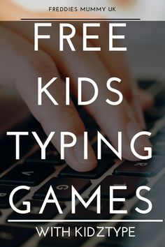 Learn how to type the fun way with free typing games for kids with Kidztype - Kids education and learning acts Free Typing, Barbie, Thing 1, Typing Games, Learning Games, Educational Games, Kids Learning, Home Schooling, Motivation