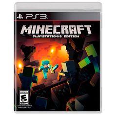 """Minecraft for Sony PS3 - Sony Computer Entertainment - Toys """"R"""" Us waaaaaaaaantttt!!!!!!!!"""