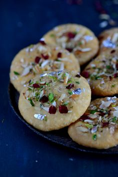Rajasthani Mawa Kachori is a traditional Rajasthani dish which is basically fried puffed bread stuffed with sweetened and flavored khoya. Indian Dessert Recipes, Indian Sweets, Indian Snacks, Indian Recipes, Sweet Recipes, Snack Recipes, Cooking Recipes, Milk Recipes, Rajasthani Food