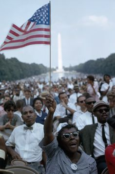 The March on Washington in August 1963 is credited with helping pass the Civil Rights Act less than a year later #OTD, July 2, 1964. #CivilRights #tbt