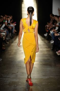 Cushnie Et Ochs Spring 2015 Collection Lookbook / Cushnie Et Ochs
