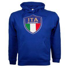 f29f31738 Italy 2014 FIFA World Cup Twill Logo Hoody - IceJerseys.com - Official Fan  Shop