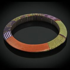 Polymer bangle (additional shapes)