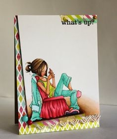 Alice's {Little} Wonderland: Happy World Card Making Day!