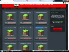 18 Best free minecraft account images in 2013   Free