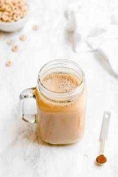 Pumpkin Spice Chai Latte Recipe, Pumpkin Spice Tea, Starbucks Pumpkin Spice, Healthy Pumpkin, Vegan Pumpkin, Healthy Cookie Recipes, Healthy Baking, Healthy Starbucks Drinks, Healthy Drinks