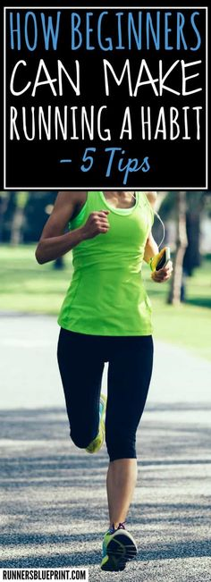 Looking to make running a daily habit? Then you're in the right place. If you want to run on a consistent basis, you'd want to turn your running routine into a daily habit. #Running #habit
