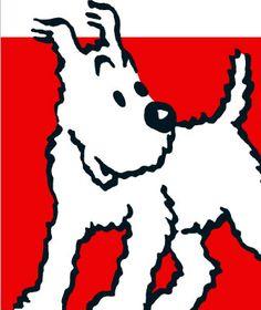 Snowy -- Tintin's faithful companion by Hérge
