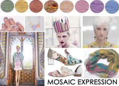 DESIGN OPTIONS SS 2015- MOSAIC EXPRESSION