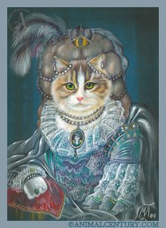 Cat Queen | Royal Cats at Animal Century