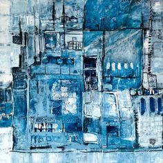 Atelier Rolf   Bild 205   Acryl Leinwand 80x80cm Color, Atelier, Acrylic Canvas, Art Gallery, Painting Abstract, Colour, Colors