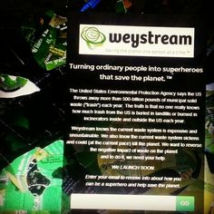 In January 2013, Weystream releases LaunchRock page (weystream.com).