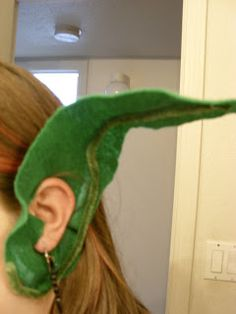 The Best Blog EVER!: How to make your own Yoda ears!