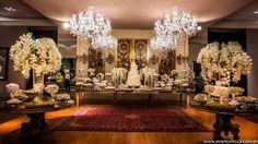 mesa doces casamento
