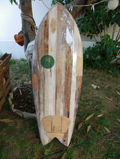 Agave Surfboard done in Portugal!