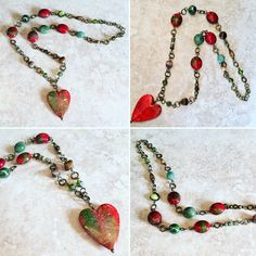 A personal favorite from my Etsy shop https://www.etsy.com/listing/511577476/long-boho-necklace-long-beaded-necklace