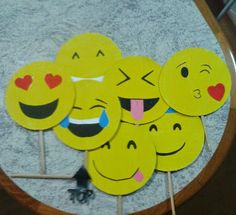 Afs, Nathy!: Plaquinhas emoji