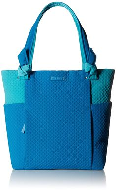 Vera Bradley Hadley Tote, Microfiber ** Read more reviews of the product by visiting the link on the image. (This is an affiliate link)