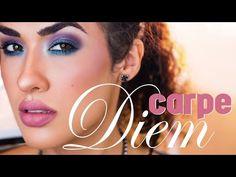 ✧ Carpe Diem | УРОК Макияжа | Лови День ✧ - YouTube #makeup #eye #lipsticks #eyeshadows