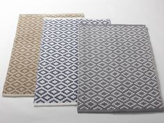 New! Organic Cotton + Fair Trade Rugs and Runners! Small sizes available for kitchen and bath.  http://theultimategreenstore.com/s-500-rugs-runners.aspx
