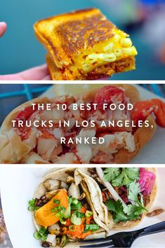 These are the best food trucks in Los Angeles.