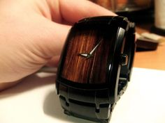 Wooden Watch | Community Post: 20 Crafty DIY Gifts For Men