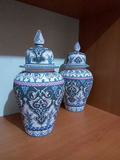 Pottert vase ceramic