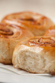 Cinnamon Rolls with Cream Cheese