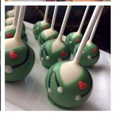 Nursing cake pops! How awesome are they? Wish I was talented enough to make them