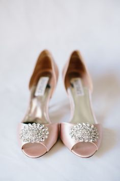 Featured photographer: Sarah Bradshaw Photography; wedding shoes idea