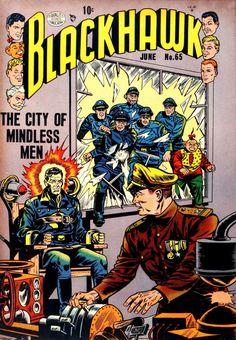 blackhawk comic books | Member Only Comicmarks