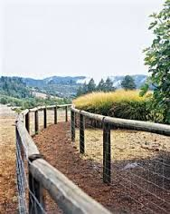 Image result for how far apart for double deer fence