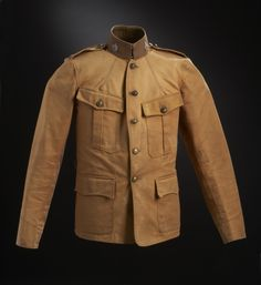 Royal North-West Mounted Police Fatigue or Stable Jacket  Date: ca. 1905