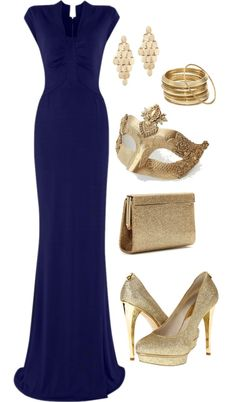 """Classy and sassy"" by nazaretqp on Polyvore Nice if I had someplace to where it"
