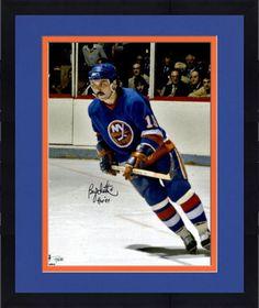7f6ac369a Framed Bryan Trottier New York Islanders Autographed 16