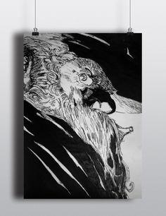 http://www.deviantart.com/art/Cogliostro-Spawn-566883392