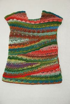 Diy Crafts - -Ravelry: Project Gallery for 21 Ballet-Neck Tee pattern by Linda Skuja Crochet Doily Rug, Pull Crochet, Freeform Crochet, Tunisian Crochet, Crochet Blouse, Knit Crochet, Vogue Knitting, Ravelry, Caron Yarn