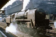 R0800 - Manchester Victoria | BR Standard Class 7 4-6-2 no. … | Flickr