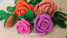 crochet roses with open stems: schemes and tutorials - manifestantasia - croche. - crochet roses with open stems: schemes and tutorials – manifestantasia – crochet roses with st - Crochet Coaster Pattern, Crochet Patterns, Sunburst Granny Square, Gladiolus, Famous Last Words, Big Flowers, English Roses, Clematis, Daffodils