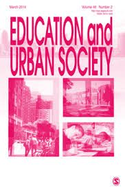 Education and urban society [recurs electrònic] [Beverly Hills, CA] : Sage, 1968-