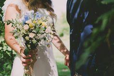 Ramos de novia silvestres. Flowers for brides.